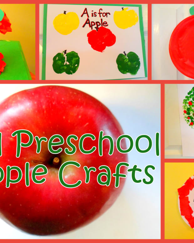 fall-preschool-apple-craft-ideas