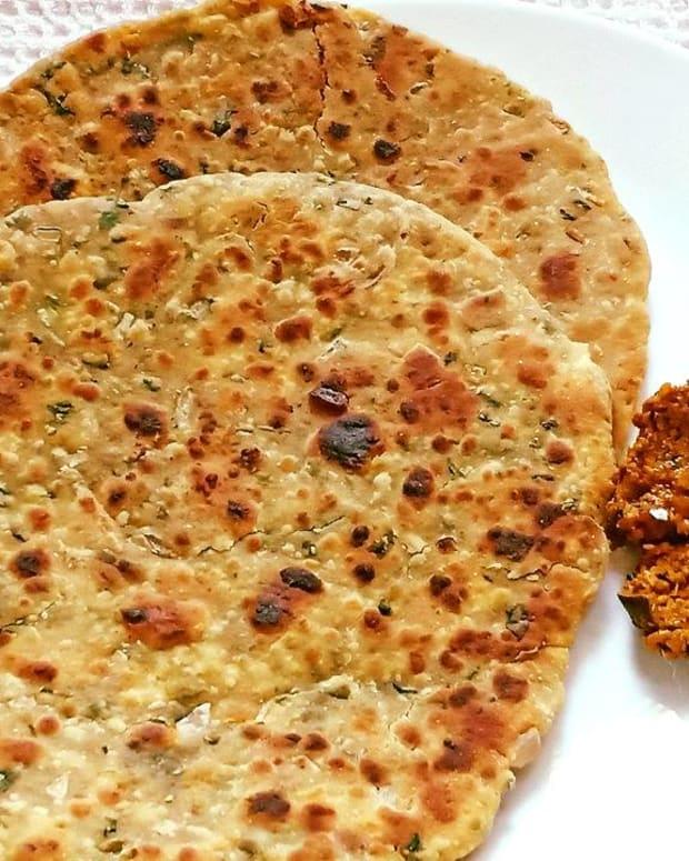 punjabi-besan-gram-flour-paratha-recipe