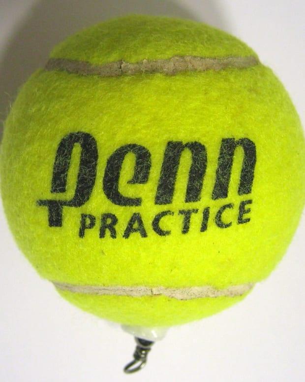 Tennis Ball Fishing Float