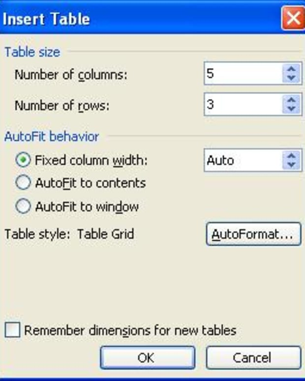 using-the-table-menu-in-microsoft-office-word-2003