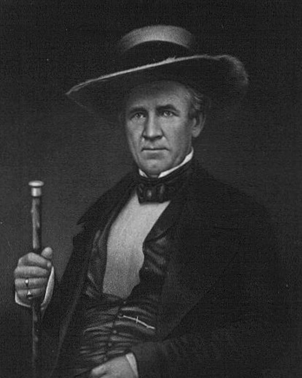 biography-of-sam-houston