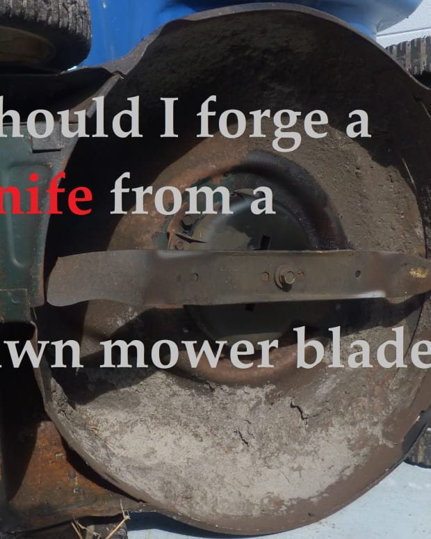 should-i-forge-a-knife-from-a-lawnmower-blade