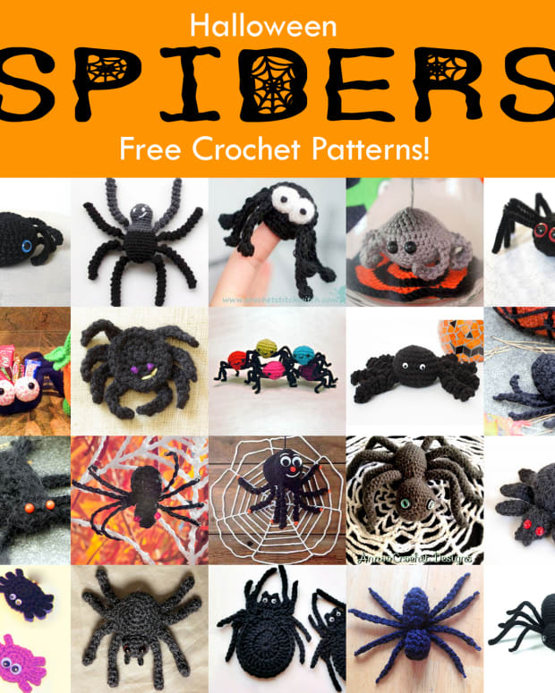 free-halloween-spider-crochet-patterns