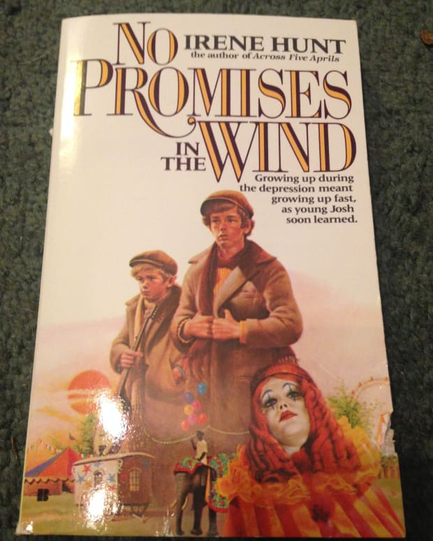 a-book-review-of-no-promises-in-the-wind-by-irene-hunt