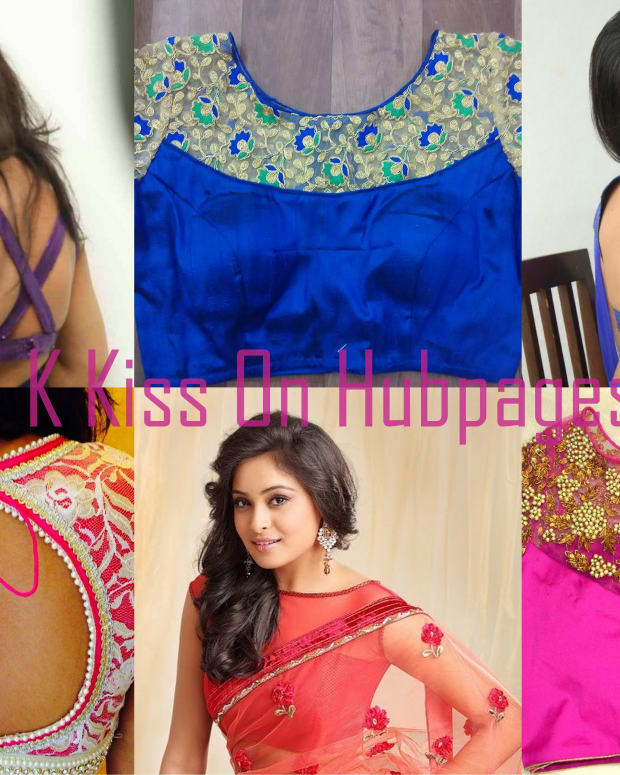 14-saree-blouse-designs-for-different-type-of-sarees
