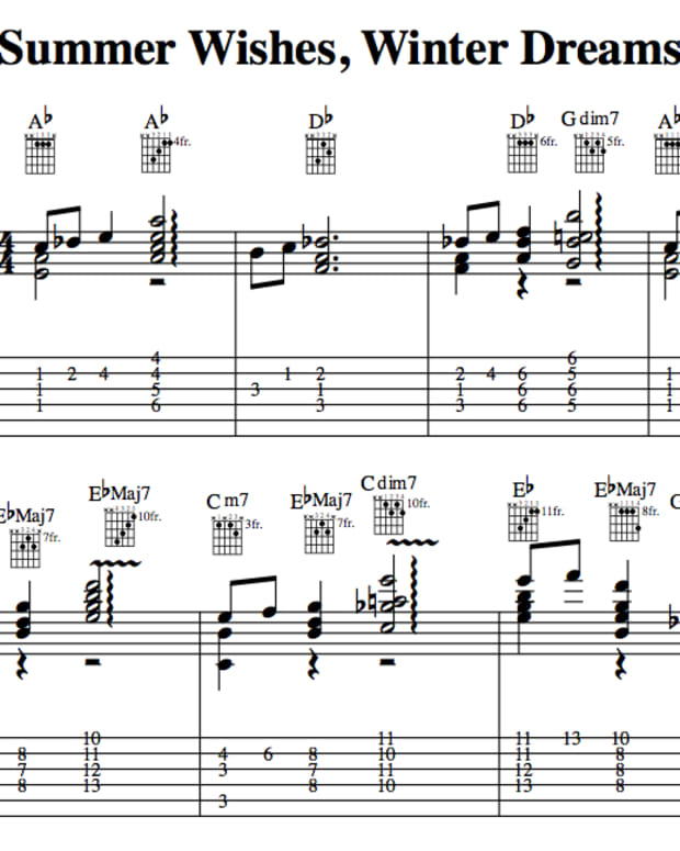 jazz-guitar-summer-wishes-winter-dreams-chord-melody