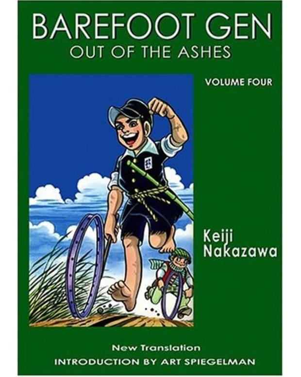 manga-comic-book-barefoot-gen-japanese-comics-nakazawa-japan-hiroshima-survivor