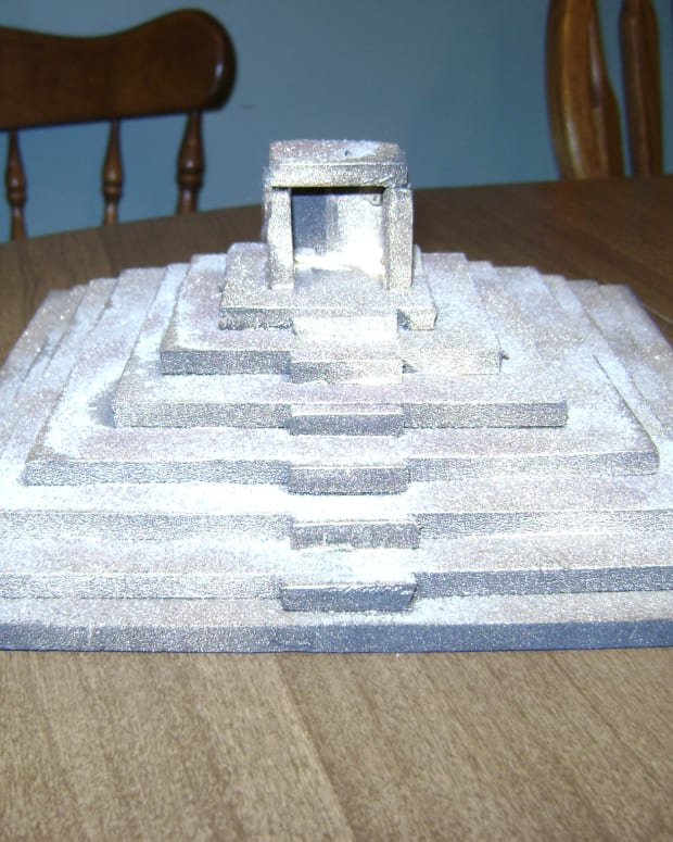 kids-project-build-a-model-ziggurat