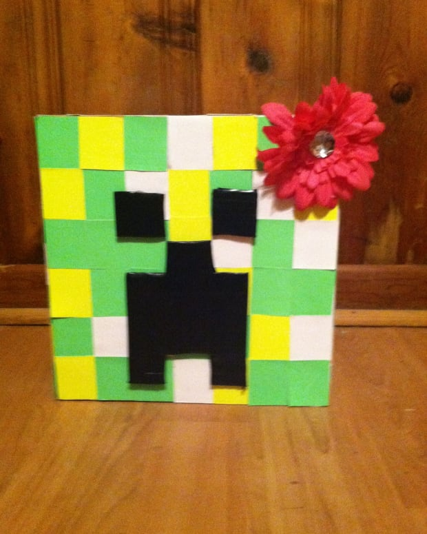 how-to-make-a-cardboard-minecraft-creeper-head