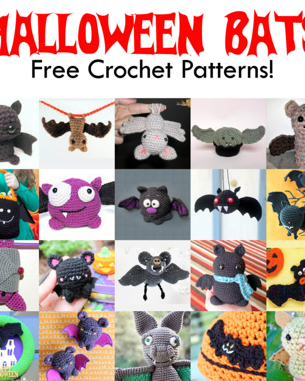 free-halloween-bat-crochet-patterns