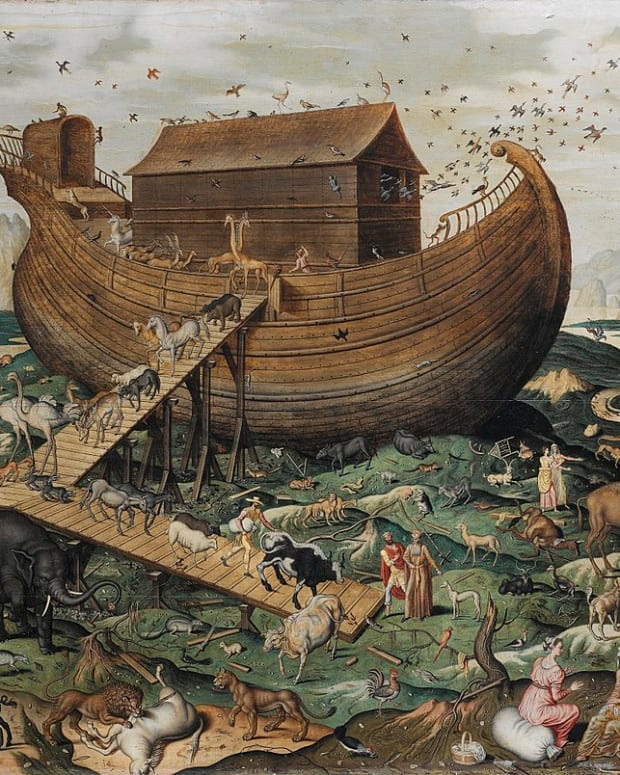 the-sumerian-flood-story