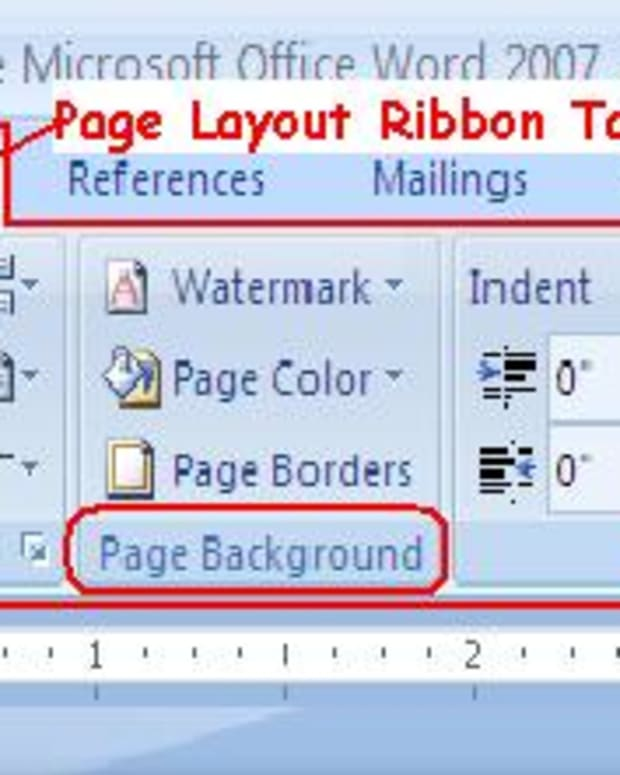 how-to-use-the-microsoft-office-word-2007-page-layout-ribbon-tab