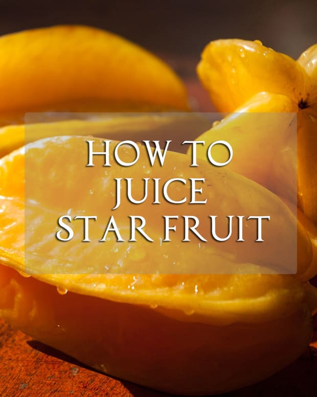 juice-star-fruit