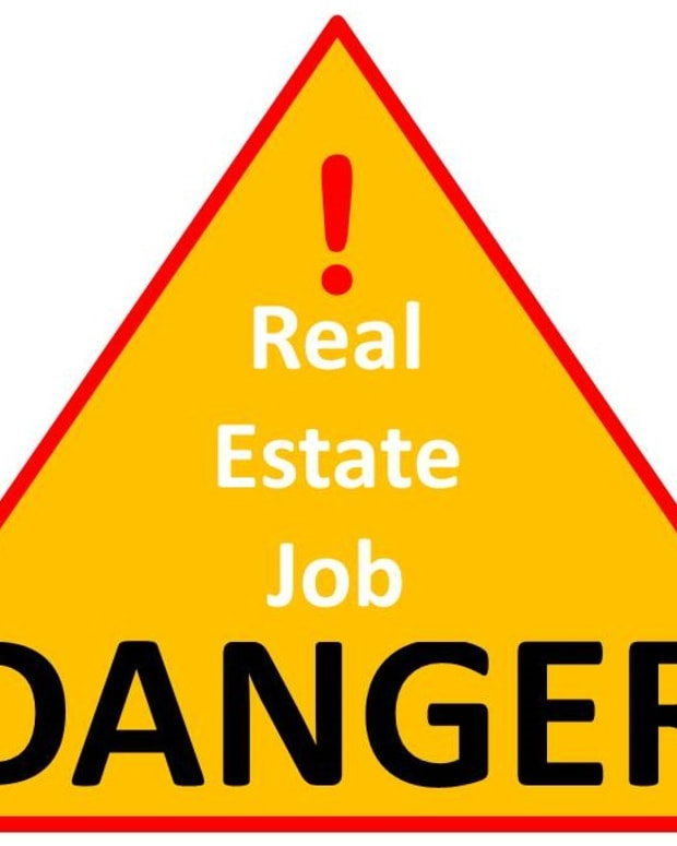 Danger Real Estate Job
