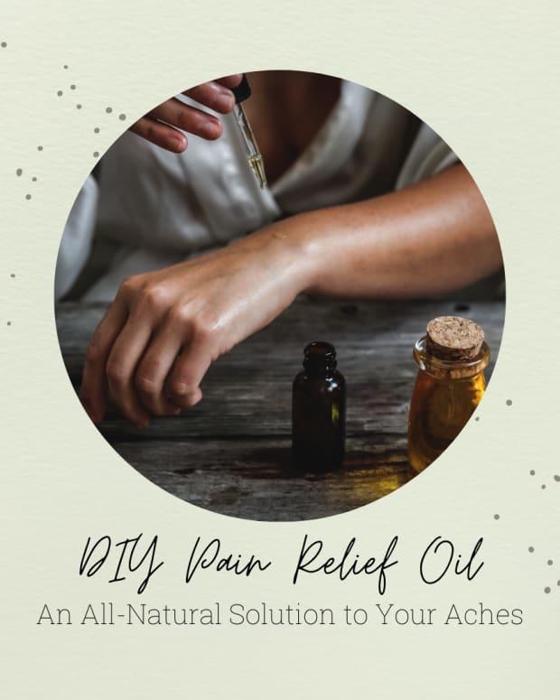 diy-pain-relief-oil