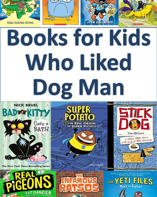 10-best-books-to-get-kids-who-liked-dog-man
