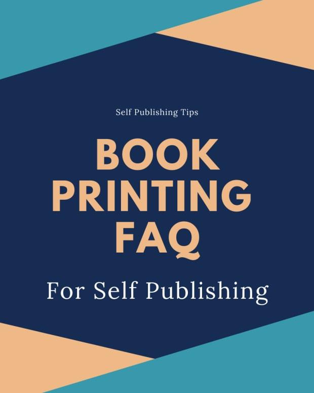 书籍印刷 - 常见问题 - 用于自我出版