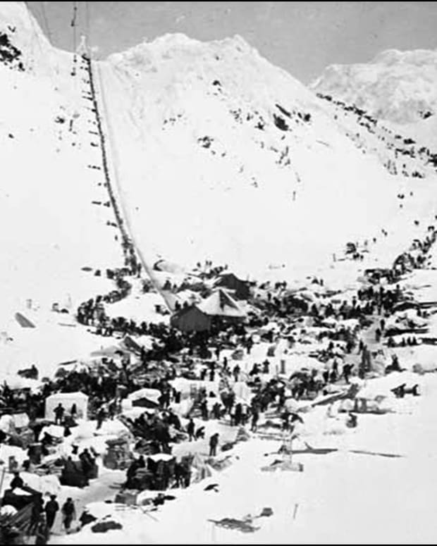the-klondike-gold-rush-of1896
