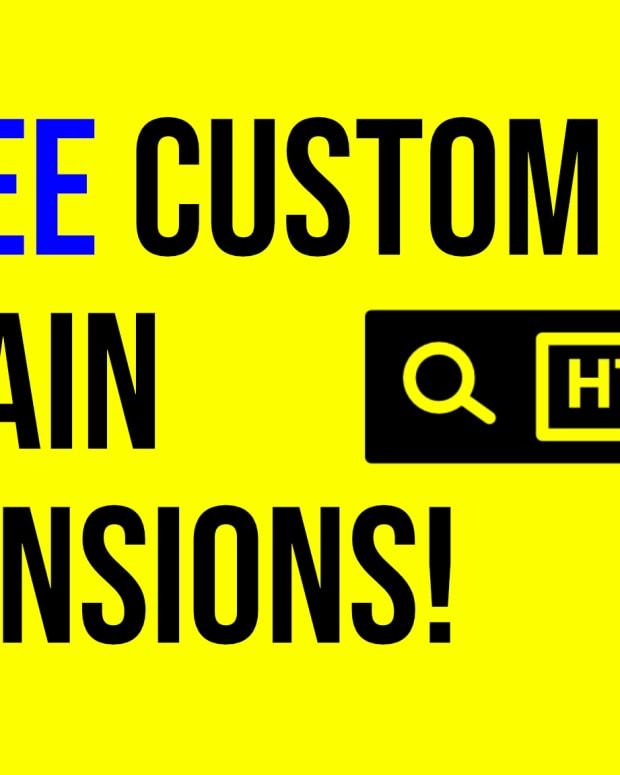how-to-get-5-free-custom-domain-extensions