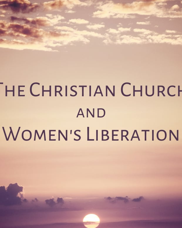 does-the-christian-church-hamper-womens-liberation