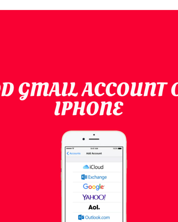 how-to-add-gmail-account-on-iphone