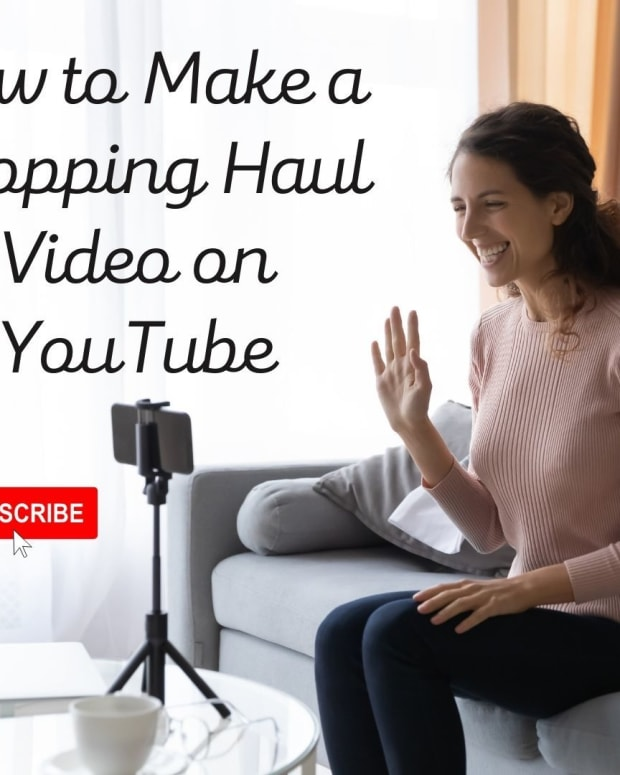 how-to-make-a-haul-video-for-your-youtube-channel
