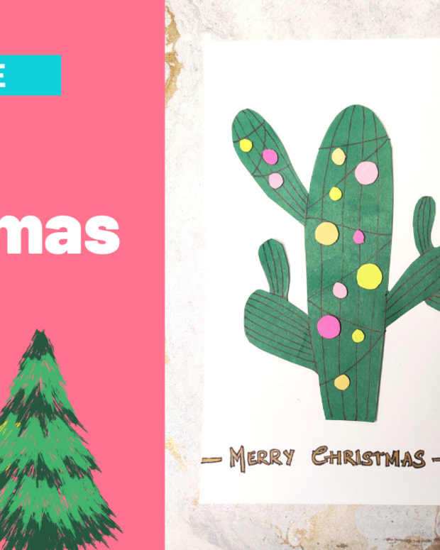 last-minute-diy-handmade-cactus-christmas-greeting-card-idea