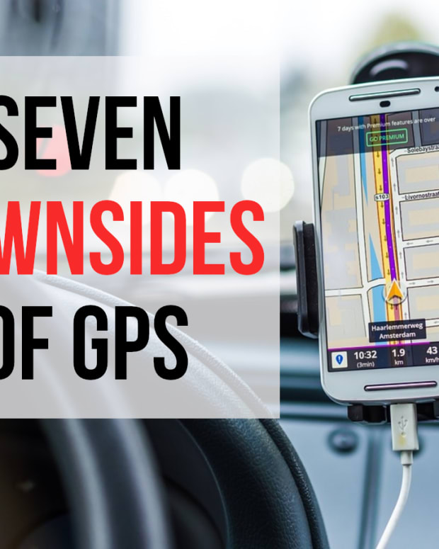disadvantages-of-gps