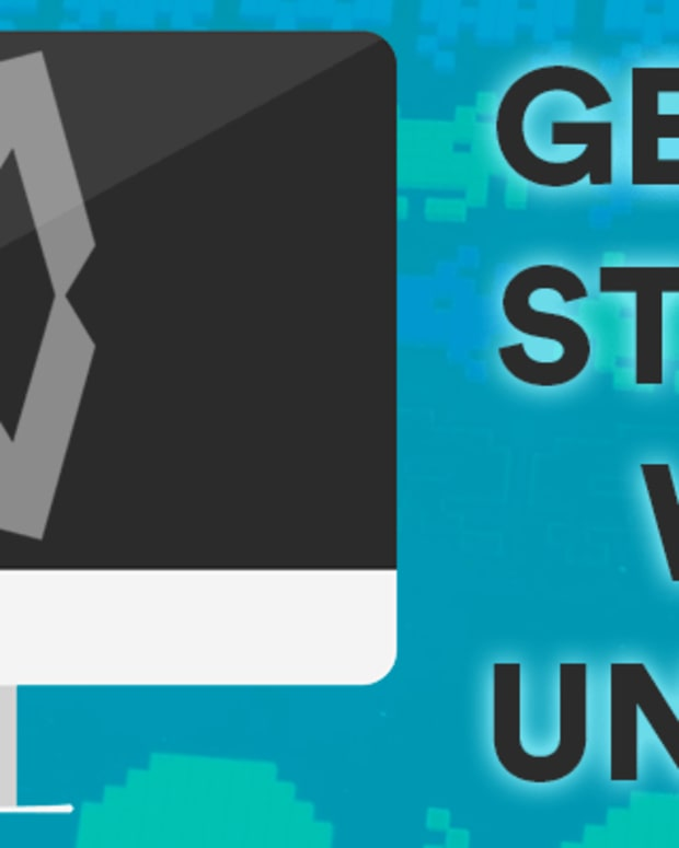 getting-started-with-unity