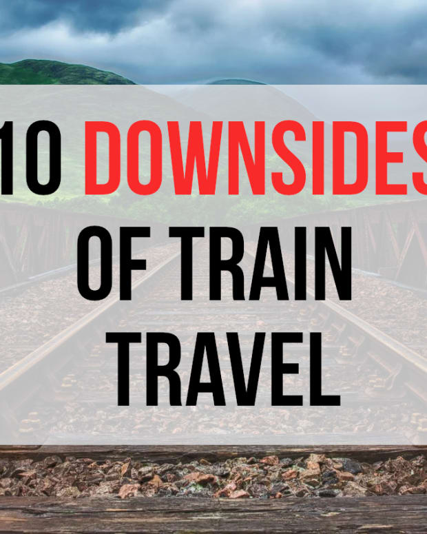 disadvantages-of-travelling-by-train