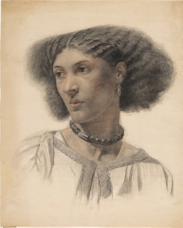 the-unconventional-life-of-jamaican-pre-raphaelite-art-model-fanny-eaton