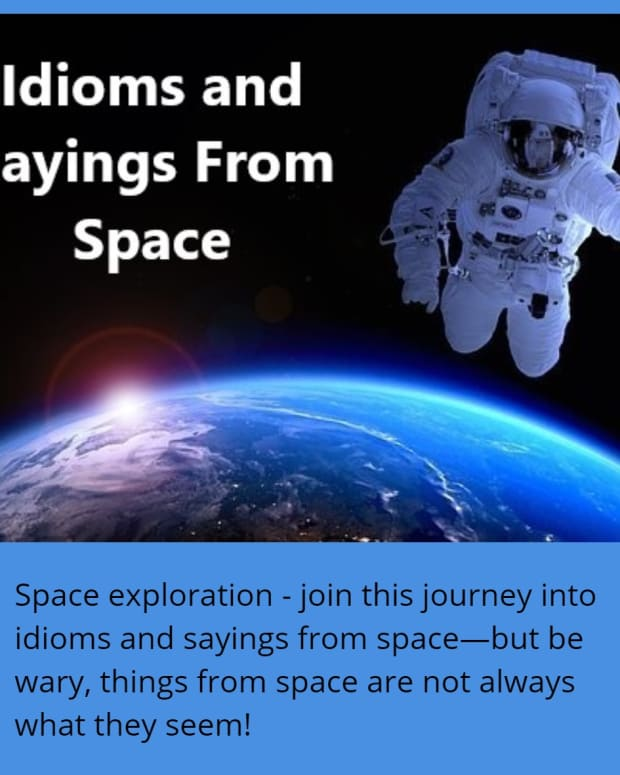 space-idioms-and-sayings-explained
