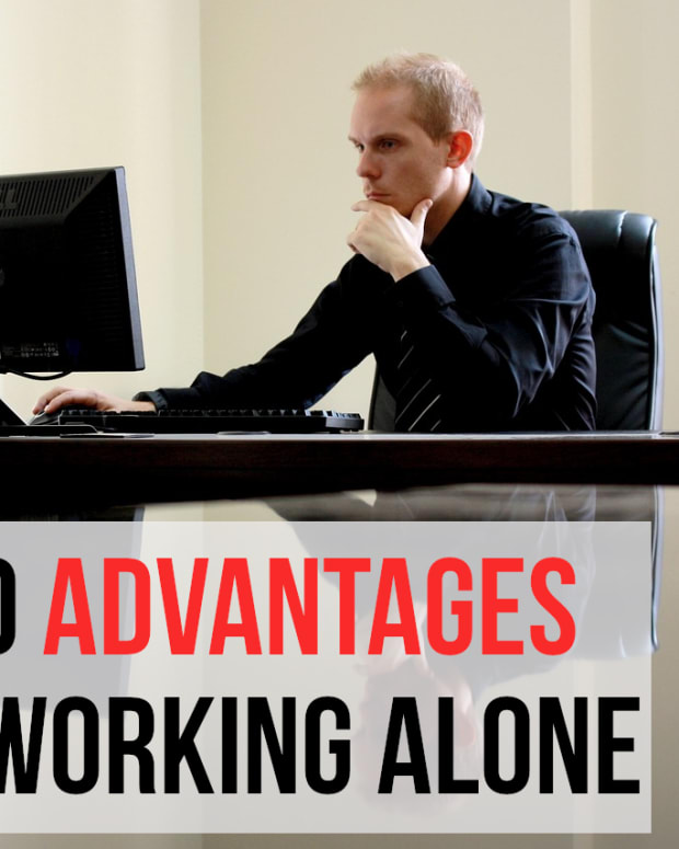 benefits-of-working-alone