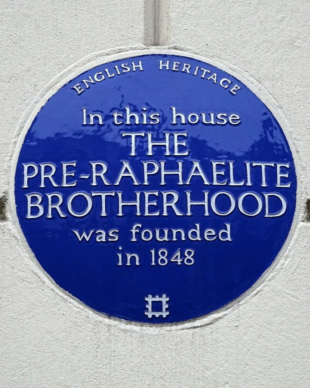 who-were-the-founders-of-the-pre-raphaelite-brotherhood
