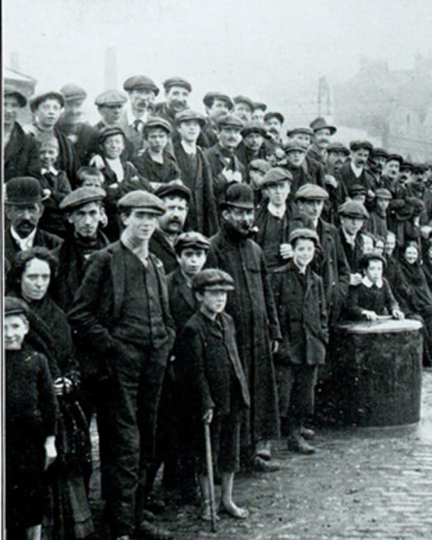 irish-history-of-employment-conflict-and-the-dublin-1913-lockout-strike-in-ireland
