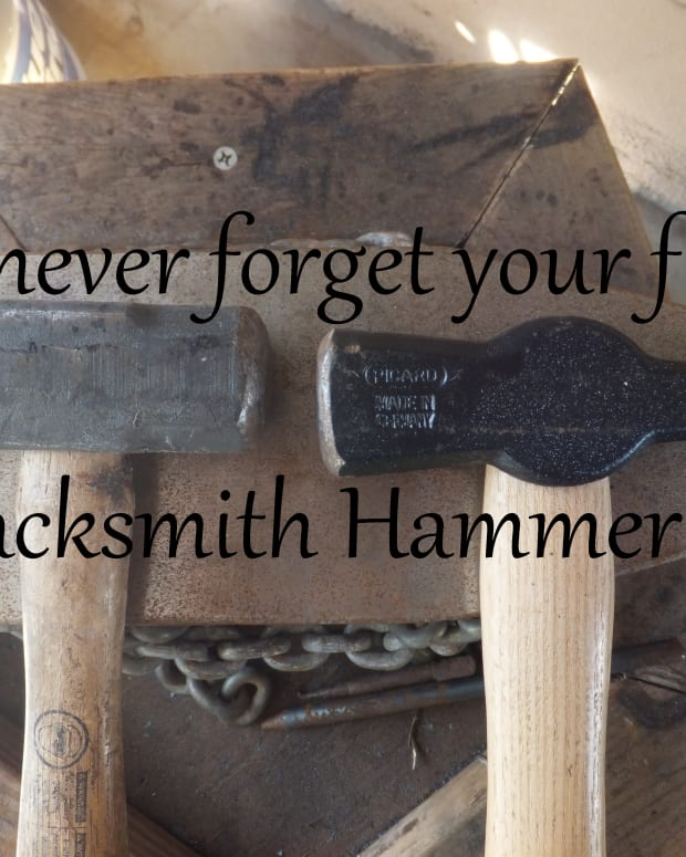 choosing-your-first-hammer-for-blacksmithing