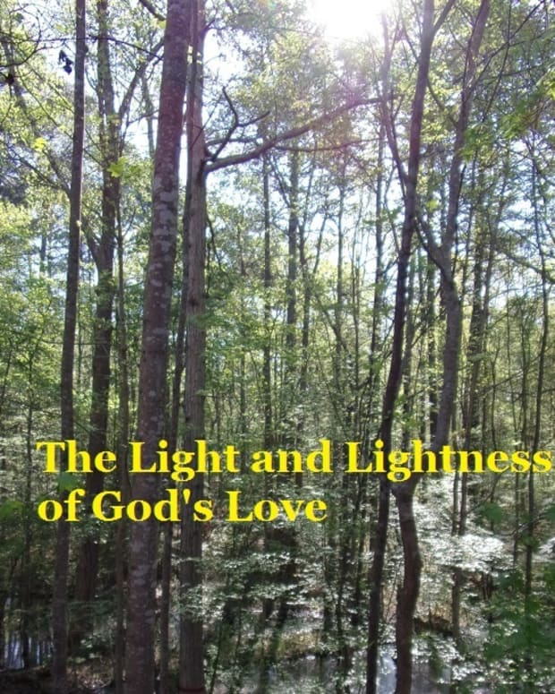 the-light-and-lightness-of-gods-love