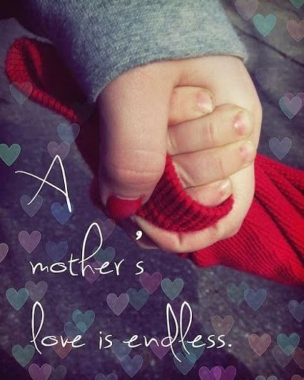 about-mothers-love
