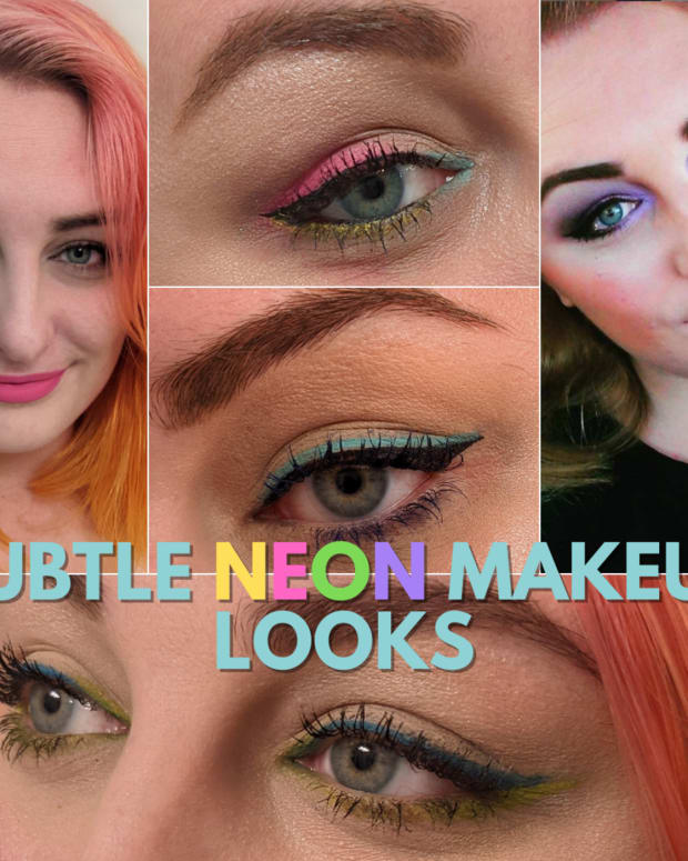 5-trendy-and-subtle-neon-makeup-looks