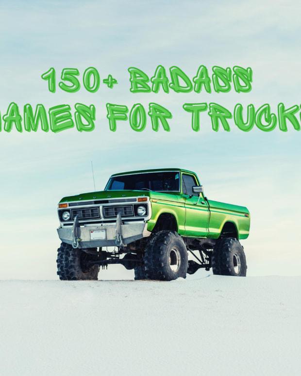 truck-names