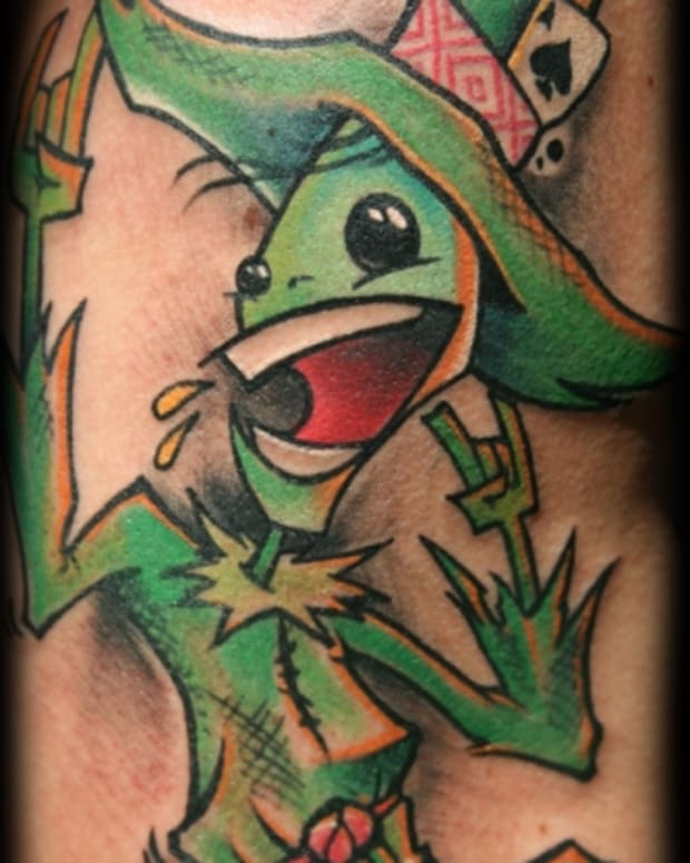 scarecrowtattoodesigns