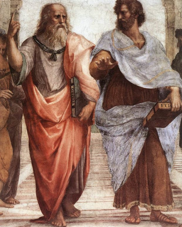 compaison-of-plato-and-aristotle