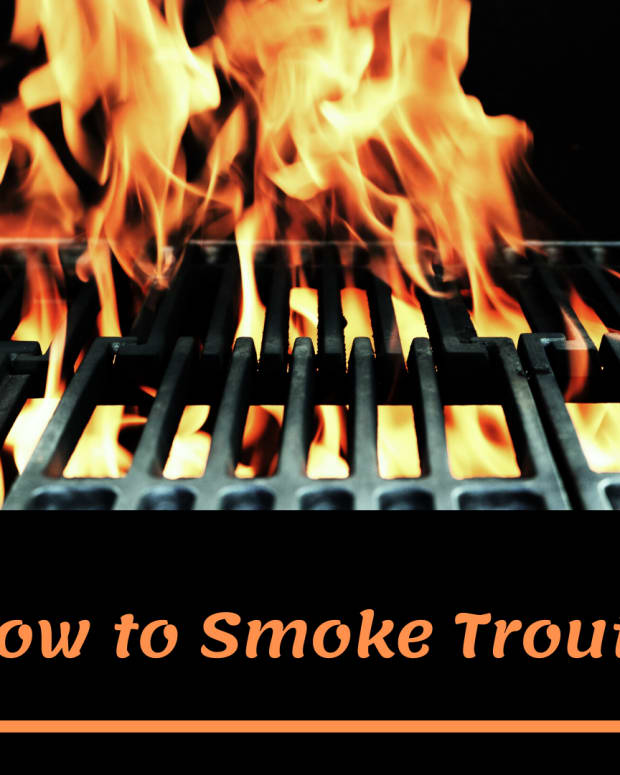 how-to-smoke-trout
