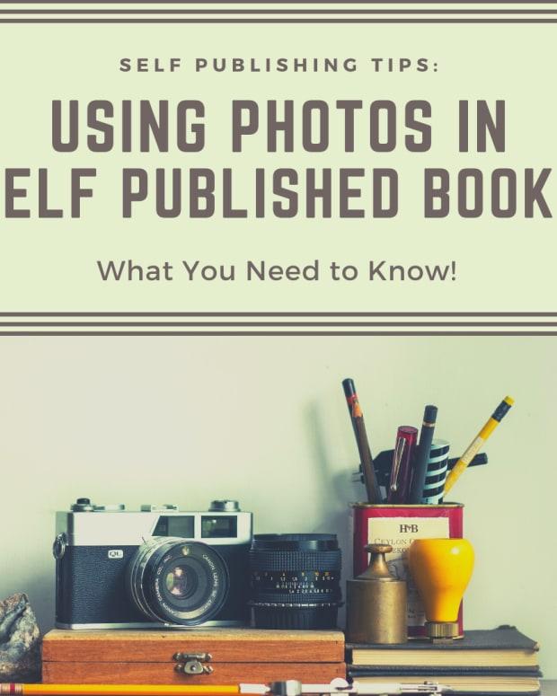 使用 - 自我发布的书 - 书 - 你需要的东西