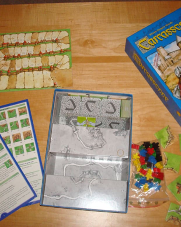 Carcassonne - What's In The Box?