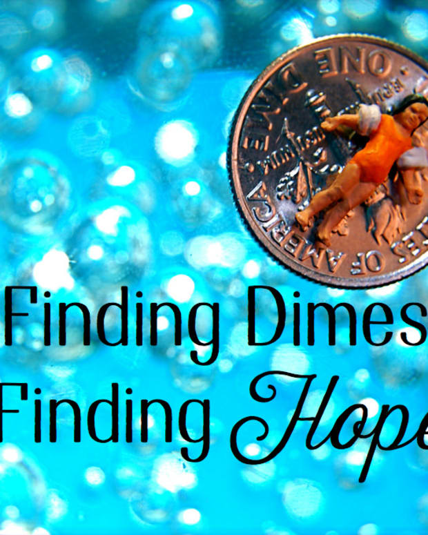 why-do-i-keep-finding-dimes-everywhere-i-go