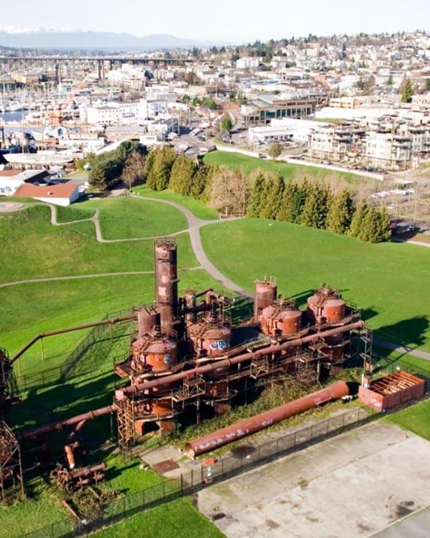 Gasworks Parks