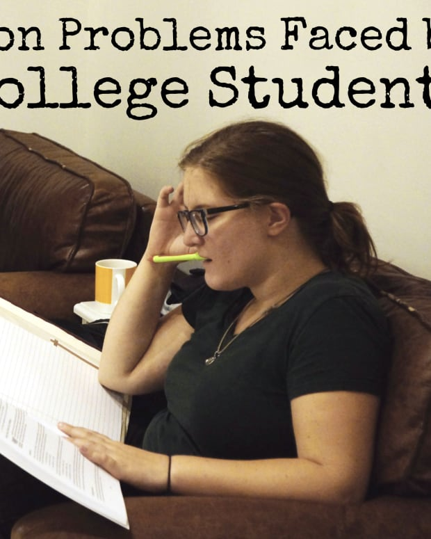 common-problems-for-college-students