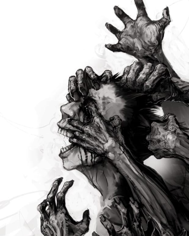 short-zombie-horror-story
