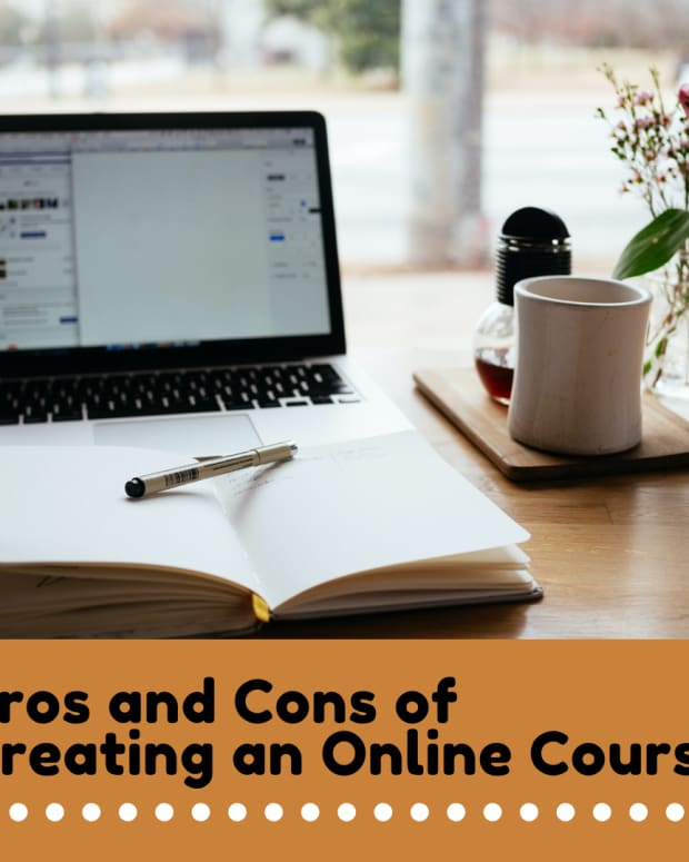 creating-an-online-course-pros-and-cons